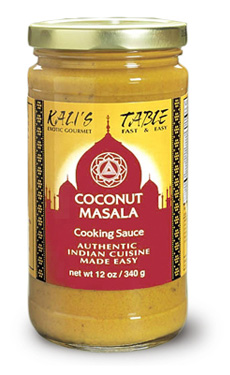 Coconut Masala